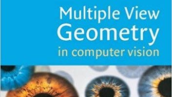 Review: Multiple View Geometry in Computer Vision
